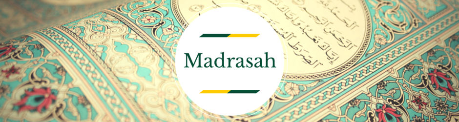 Madrasah MDH Banner